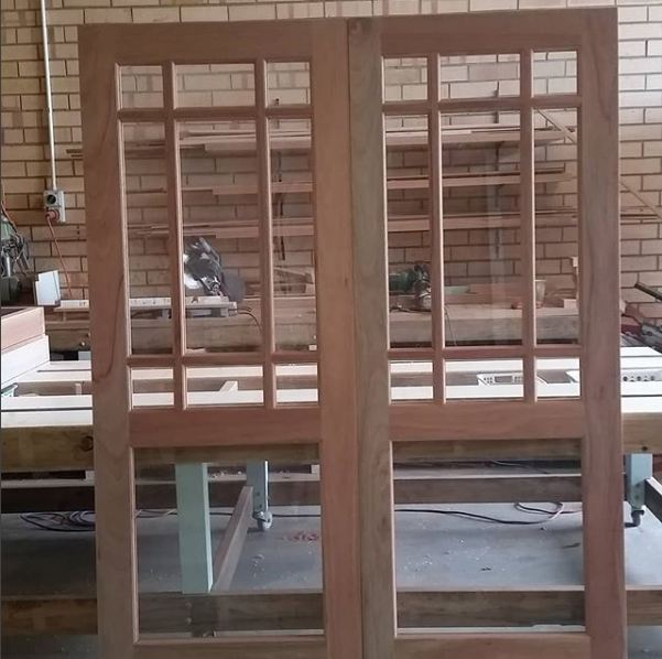 Custom door frames