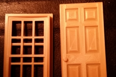 Custom timber doors and frames