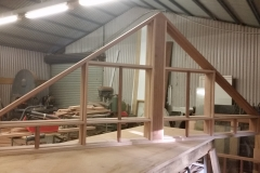 custom timber framework