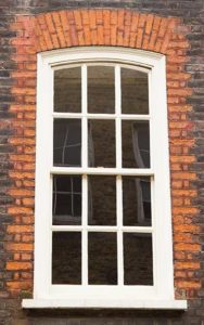 english style sash window